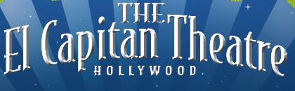 El Capitan Theatre discount codes