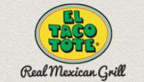 El Taco Tote coupons