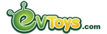 Evtoys discount codes