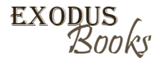 Exodus Books coupon codes
