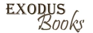 Exodus Books