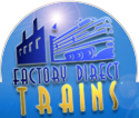 FACTORY DIRECT TRAINS coupons