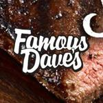 Famous Daves Promo Codes & Deals