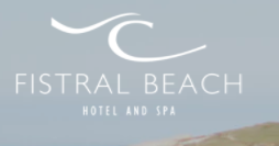 Fistral Beach Hotel discount code