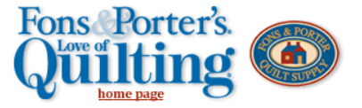 Fons & Porter coupons