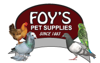 Foy's Pigeon Supplies discount code