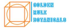 Golden Rule Botanicals coupon