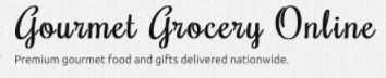 Gourmet Grocery Online coupon