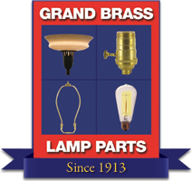 Grand Brass Lamp Parts