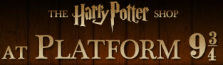 Harry Potter vouchers