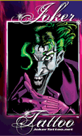 Joker Tattoo coupon codes