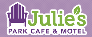 Julie's Park Cafe & Motel Coupons