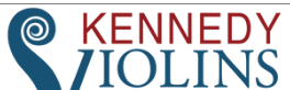Kennedy Violins coupon codes