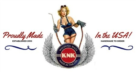 KNK Welding Hats