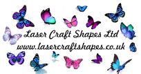 Laser Craft Shapes