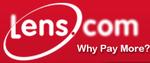 Lens.com Promo Codes & Deals