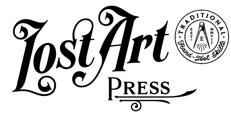 Lost Art Press Discount Codes