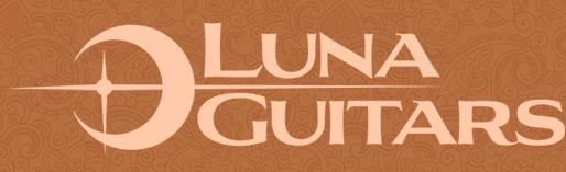 Luna Guitars Promo Codes