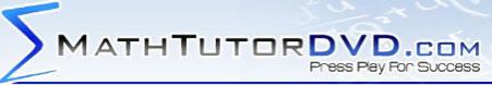 Math Tutor DVD coupon codes