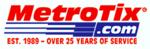 MetroTix promo code