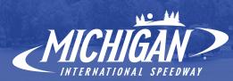 Michigan International Speedway discount codes