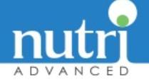 Nutri Advanced discount code