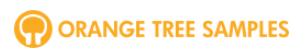 Orange Tree Samples coupons