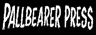 Pallbearer Press coupon code