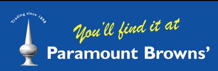 Paramount Brown's