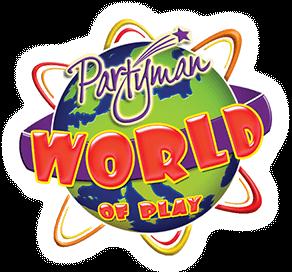 Partyman World vouchers