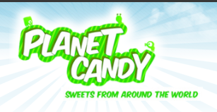 Planet Candy coupon code