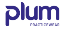 Plum Practicewear discount code