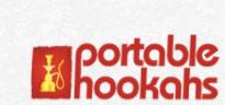Portable Hookahs