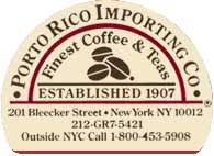Porto Rico Importing Co. Coupons