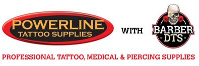Powerline Tattoo Supplies
