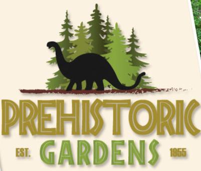 Prehistoric Gardens Coupon