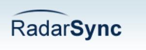 RadarSync