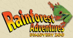RainForest Adventures Coupons