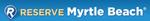 Reserve Myrtle Beach discount code