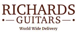 Richards Guitars coupons