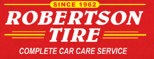 Robertson Tire Coupons