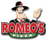 Romeo's Pizza coupon code