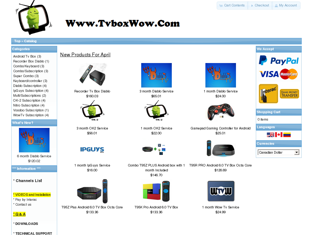 Tv boxwow Promo Codes & Coupon Codes 2018