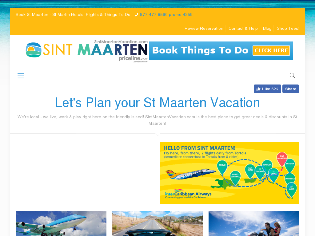 SintMaartenVacation Coupons & Promotion Codes 2018