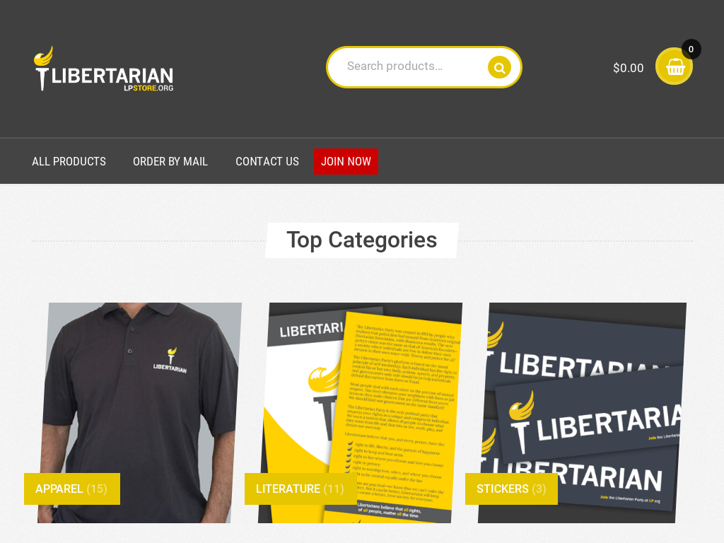 The Libertarians Store Promo Codes & Coupon Codes 2018