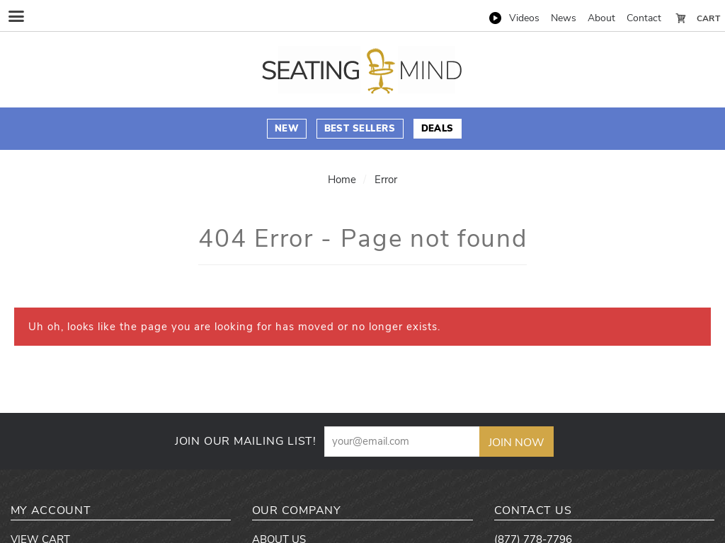 Seating Minds Promo Codes & Discount Codes 2018