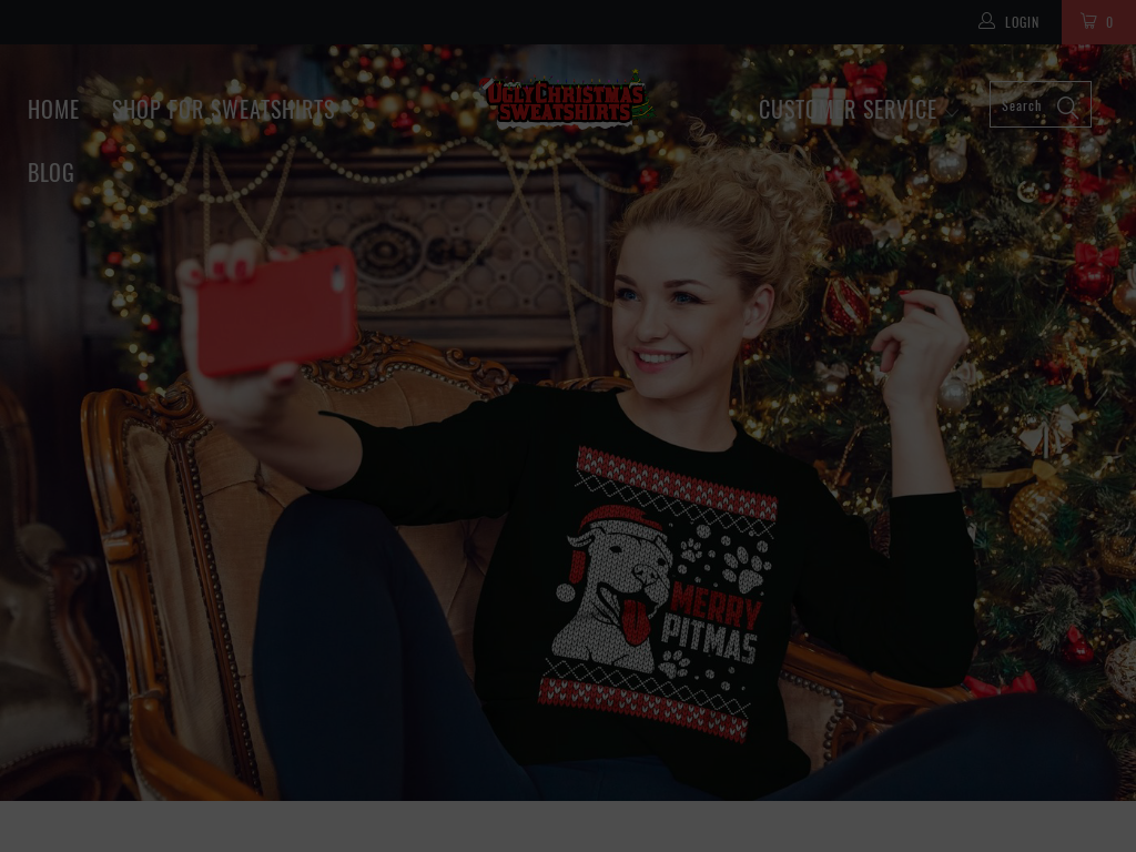 Ugly Christmas Sweatshirts Coupons & Promotion Codes 2018