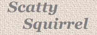 Scatty Squirrel