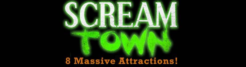 SCREAM TOWN Promo Codes