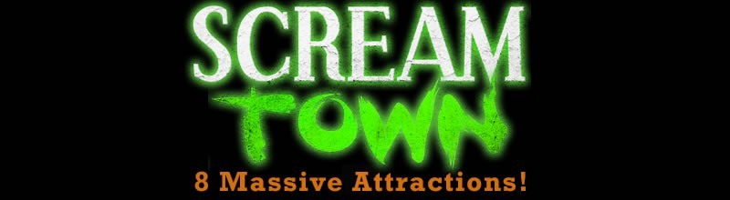 SCREAM TOWN